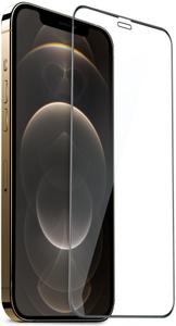 Защитное стекло MOCOLL полноразмерное 2.5D для iPhone 12 Pro Max 6,7' Прозрачное (Серия Storm)
