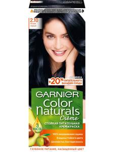 Краска для волос Color Naturals 2.10 Исиння-чёрный Garnier