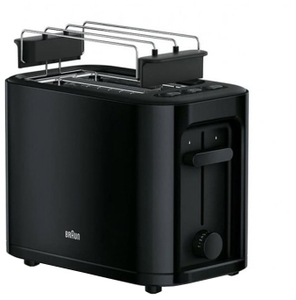 Тостер Braun HT 3010 BK черный