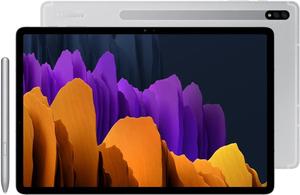 "Планшет Samsung Galaxy Tab S7+ 12,4"" 128 Гб серебристый"