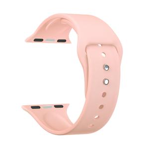 Силиконовый ремешок для Apple Watch 38/40 mm LYAMBDA ALTAIR DS-APS08-40-PK Pink