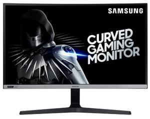 """Монитор Samsung C27RG50FQI 27"""" черный"""