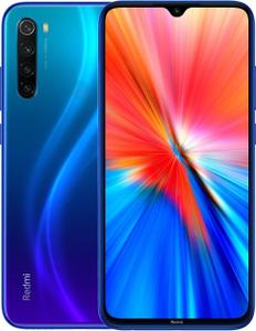 Смартфон Xiaomi Redmi Note 8 (2021) 128 Гб синий