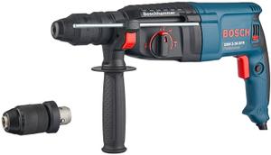 Перфоратор Bosch 2-26 DFR Professional 800 Вт