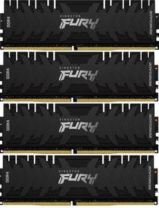 Оперативная память Kingston FURY Renegade [KF436C16RB1K4/64] 64 Гб DDR4