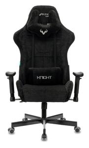 Кресло игровое Бюрократ Zombie VIKING KNIGHT Fabric черный