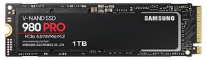 Накопитель SSD Samsung 980 PRO Series [MZ-V8P1T0BW] 1000 ГБ