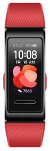 Фитнес-браслет Huawei Band 4 pro красный