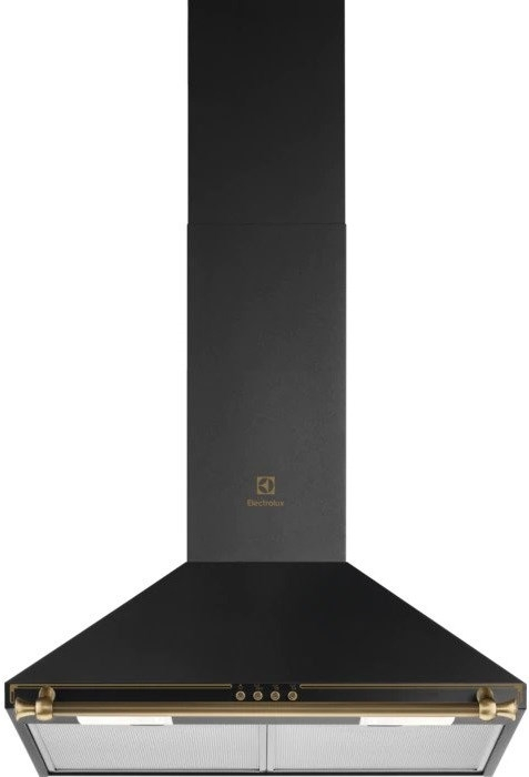 Вытяжка каминная Electrolux EFC226R черный