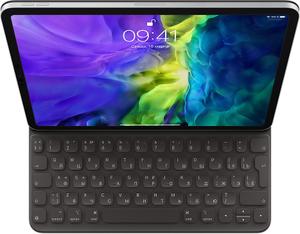 Клавиатура Apple Smart Keyboard Folio for 11-inch iPad Pro (2nd generation) 11 дюймов, русская раскладка MXNK2RS/A