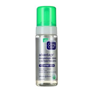 Пенка для лица очищающая Экстракт Алоэ 150мл Clean&Clear