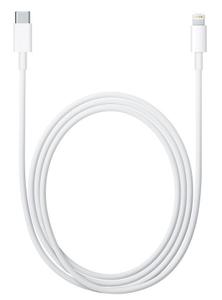 Кабель Apple MKQ42ZM/A Lightning MFi-USB Type-C белый 2м