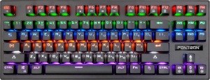Клавиатура проводная Jet.A Panteon T6 черный