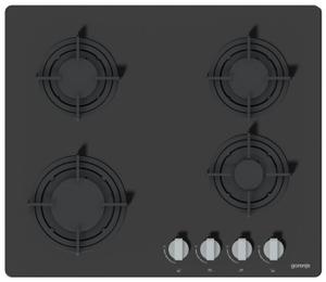 Газовая варочная панель Gorenje GT64B черный