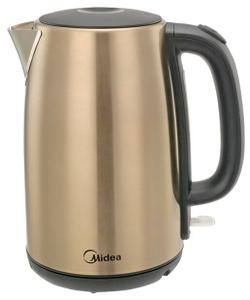 Чайник электрический Midea MK 8023 золотой