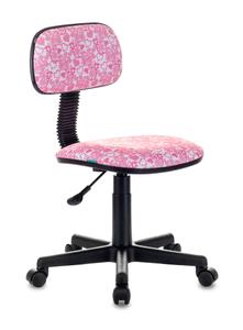 Кресло детское Бюрократ CH-201NX розовый