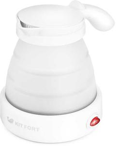 Чайник электрический Kitfort КТ-667-1 белый