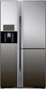 Холодильник Hitachi R-M 702 GPU2X MIR серебристый