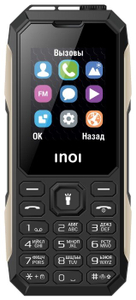 Сотовый телефон INOI 106Z Black