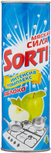 Порошок чистящий Яблоко 500гр Sorti