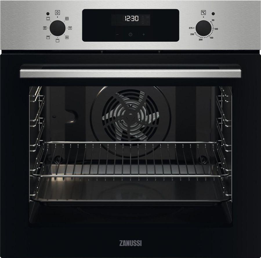 Духовой шкаф Zanussi OPZB4310XV серебристый