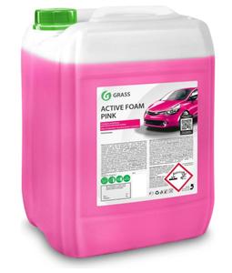 """Активная пена """"Active Foam Pink"""" 23кг Grass"""