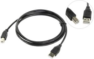 Кабель USB2.0  A-->B 1,8м TV-COM <USB100G-1.8M>