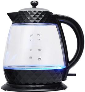 Чайник электрический Polaris PWK 1750CGL прозрачный