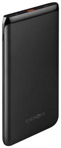 Портативное ЗУ EnergEA АКБ Alupac 10000 mAh черный