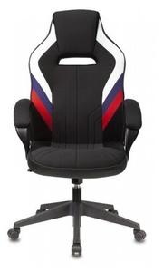 Кресло игровое Zombie VIKING 3 AERO RUS черный