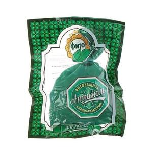 Средство против моли ФИТОЗАЩИТА (арома мешок) 12гр Антимоль