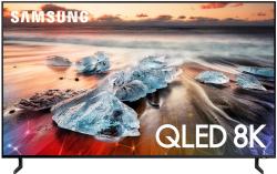 Телевизор Samsung QE65Q900RBUXRU черный (ограниченная гарантия)