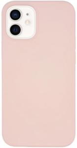 Чехол защитный «vlp» Silicone Сase для iPhone 12 mini, светло-розовый