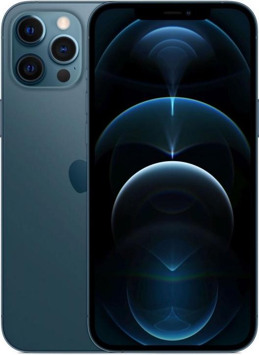 Смартфон Apple iPhone 12 Pro Max MGDA3RU/A 128 Гб синий