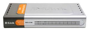 Коммутатор (switch) D-link DES-2108