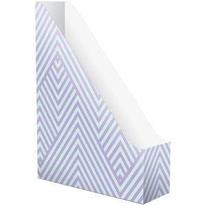"""Накопитель-лоток вертикальный MESHU """"Lavander & Mint"""", 75мм, микрогофрокартон, 2 шт. в уп."""