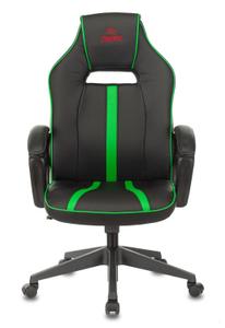 Кресло игровое Zombie A3 зеленый