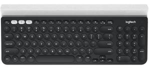 Клавиатура беспроводная Logitech K780 черный