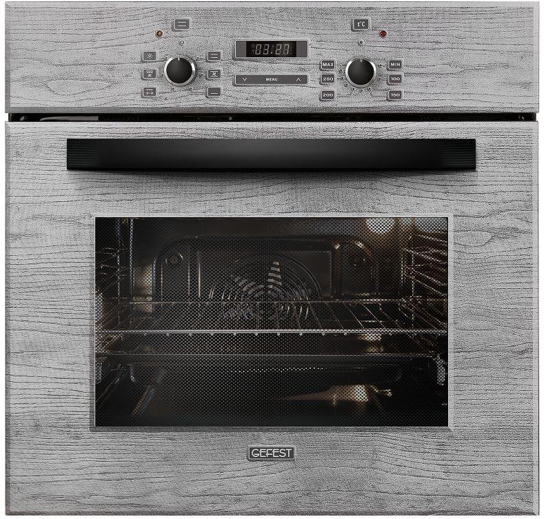 Духовой шкаф GEFEST ЭДВ ДА 622-02 К35 серый