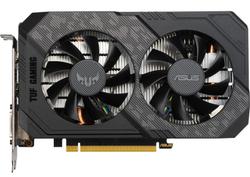 Видеокарта Asus GeForce GTX 1660 Ti [TUF-GTX1660TI-O6G-EVO-GAMING] 6 Гб