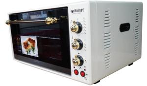 Мини-печь Itimat Gold 50л с конвекцией и подсветкой - бежевый, (ограниченная гарантия)