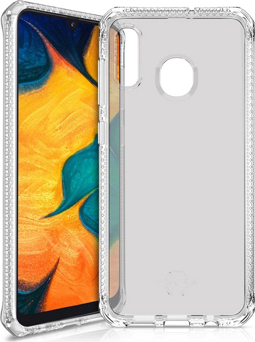 Чехол-накладка ITSKINS SPECTRUM CLEAR для Samsung Galaxy A20/A30 прозрачный (SG03-SPECM-TRSP)