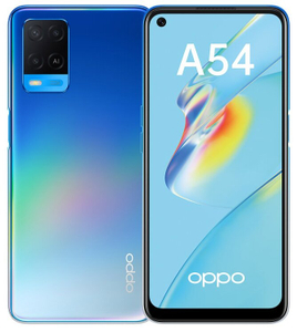 Смартфон OPPO A54 64 Гб синий