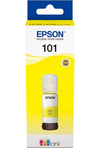 Чернила Epson EcoTank L4150/4160, 70мл (О) жёлтые C13T03V44A