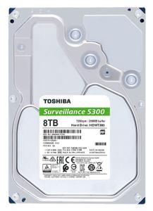 Жесткий диск Toshiba [HDWT380UZSVA] Surveillance S300 Pro 8 Тб