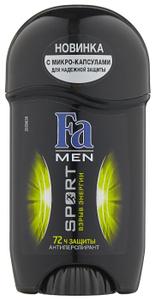Дезодорант-стик мужской Sport Power 50мл FA