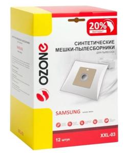 OZONE, арт. XXL-03 SAMSUNG, 12 шт., синтетические, многослойные