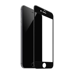 Стекло защитное 3D Breaking для iPhone 8 (Black)