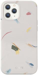 Чехол накладка Uniq для Apple iPhone 12/12 Pro бежевый