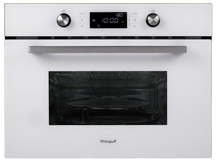 Духовой шкаф Weissgauff OE 449 PDW белый